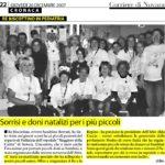 20-12-2007 Corriere di Novara