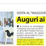 14-01-2012 Corriere di Novara