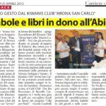 25-04-2012 Corriere di Novara
