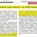04-06-2015 Corriere di Novara