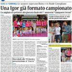 09-10-2017 Corriere di Novara